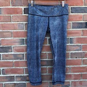 Lululemon Crop Athletic Pants Small